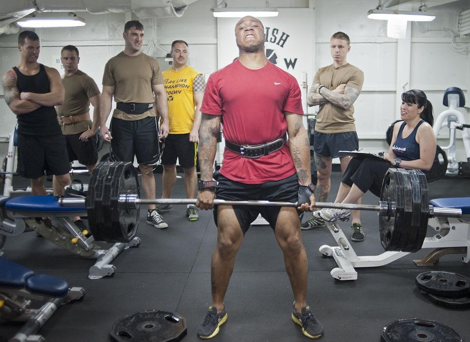 Méthode bulgare, de contraste de charge, en musculation