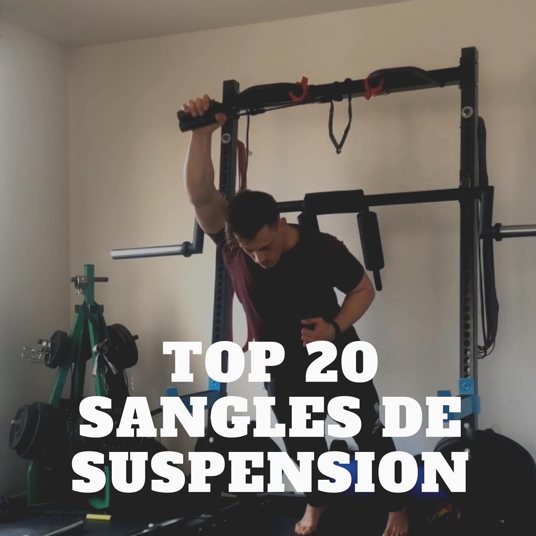 TOP 20 haut du corps avec TRX