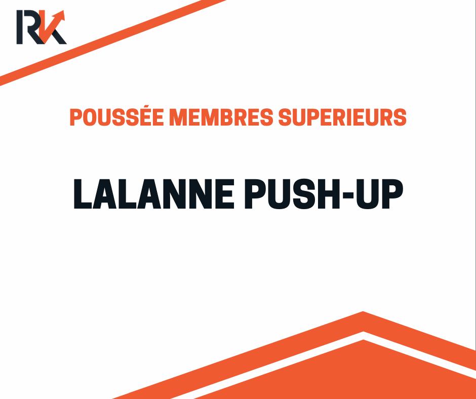 Lalanne push-up