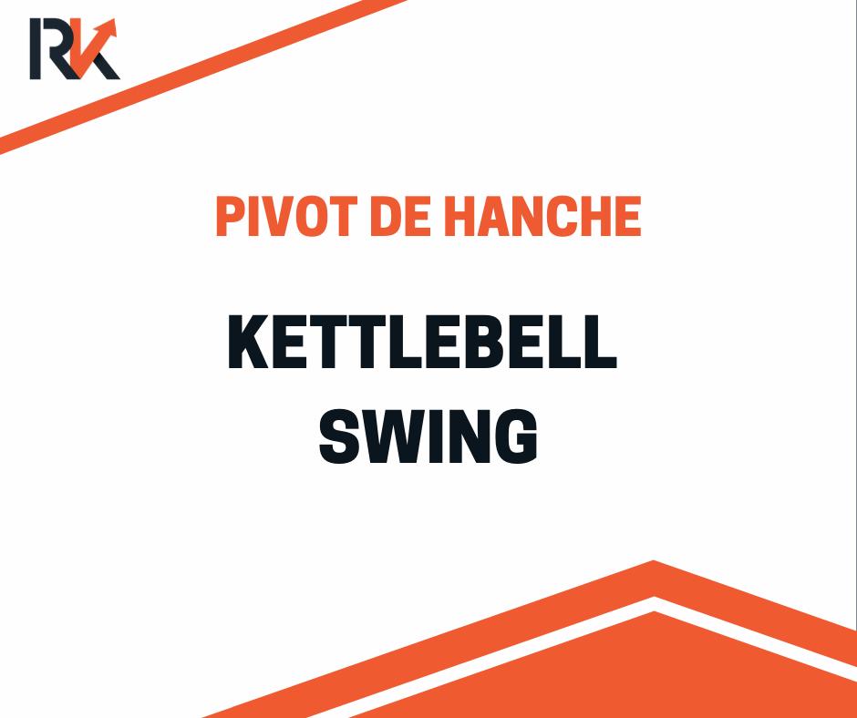 kettlebell swing démonstration exercice