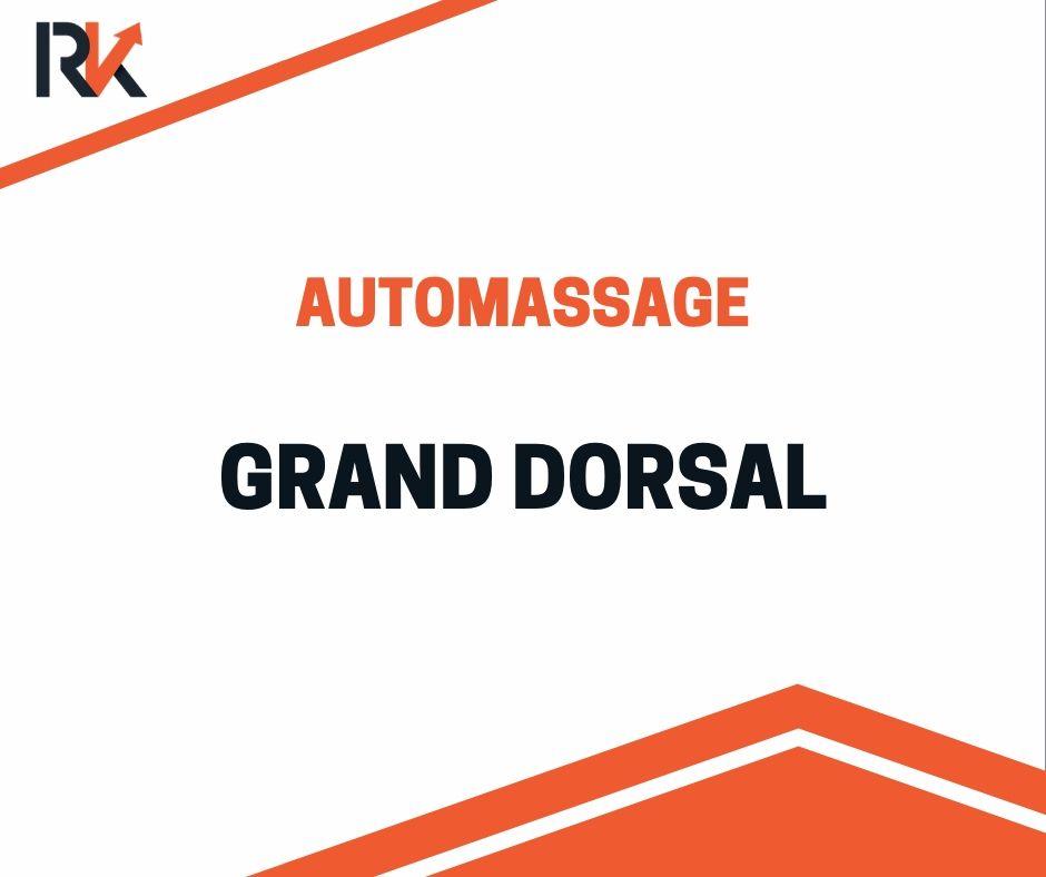 automassage grand dorsal