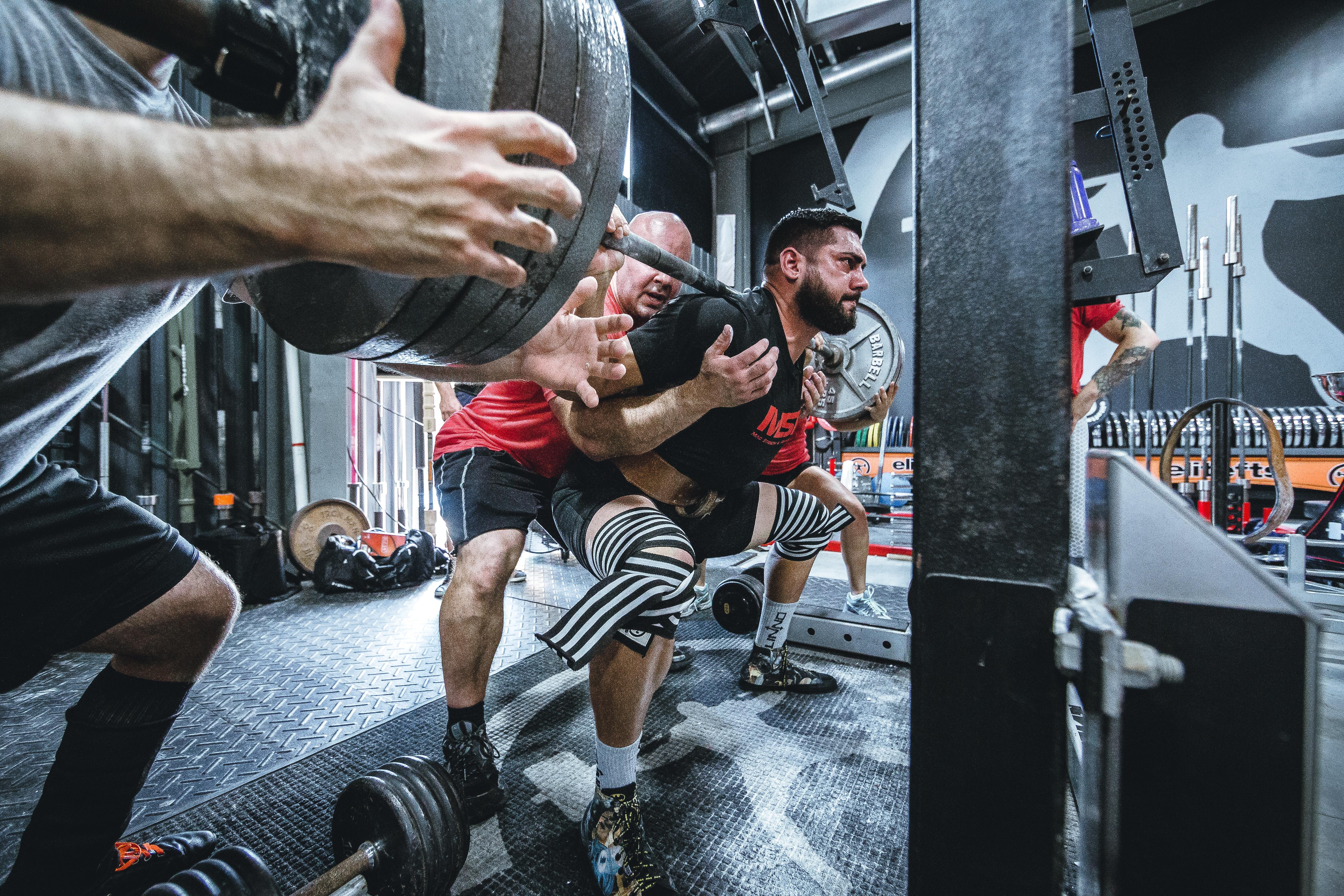 ratio de force et équilibre structurel musculation